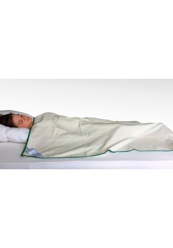 BIODOMUS Abschirmdecke »Sleep Safe®«, normal, (1 St.), Blockt mehr als 99 % der hochfrequenten Funkstrahlung ab. kaufen