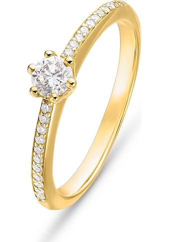 CHRIST Diamantring »32011870« kaufen