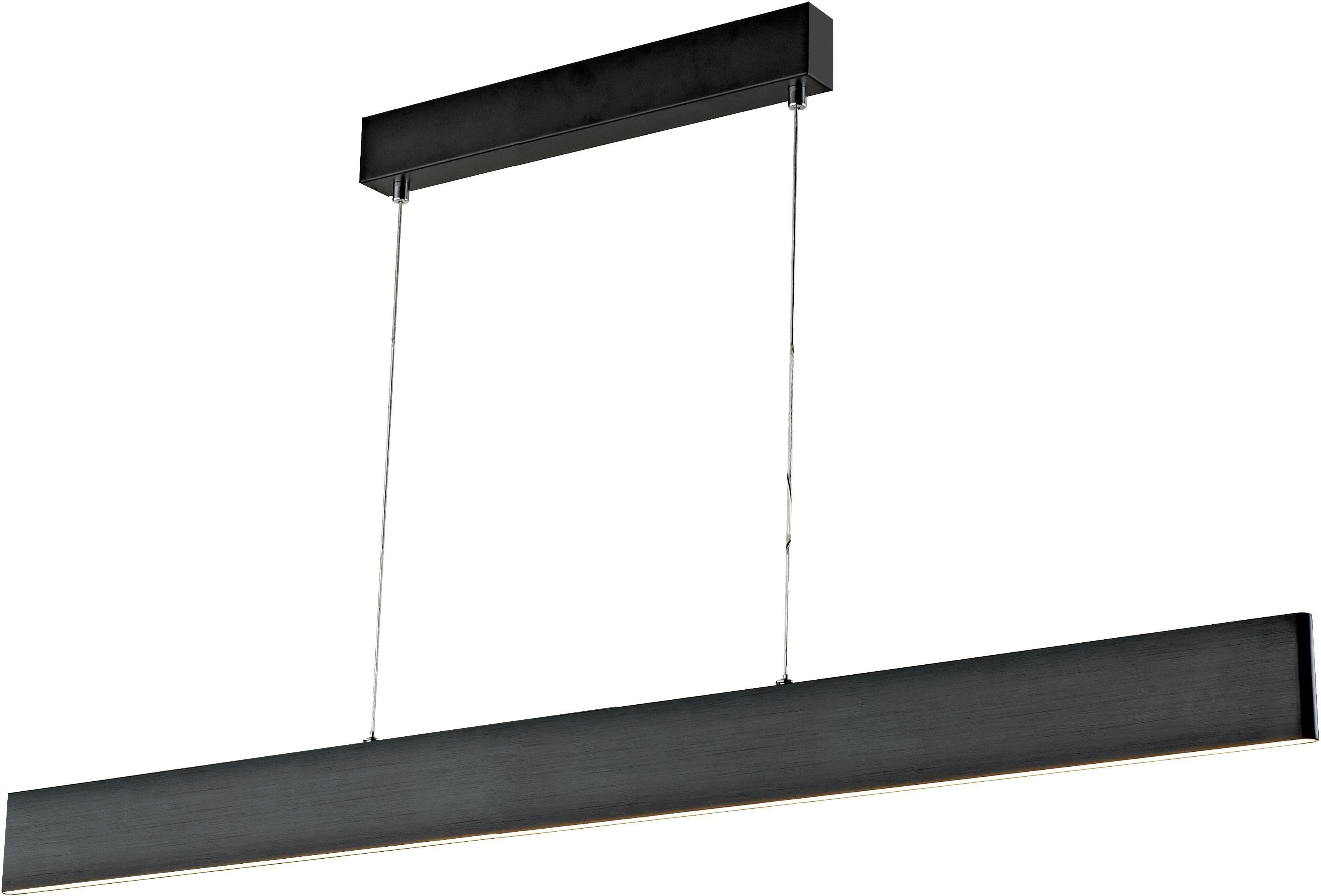 WOFI Pendelleuchte SILEAS, LED-Board, Warmweiß, Hängeleuchte, Hängelampe