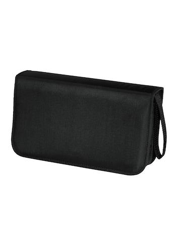 Hama Aufbewahrungstasche »Disc-Tasche«, 80, Schwarz kaufen