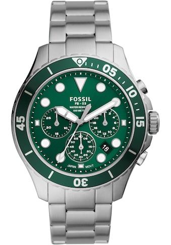 Fossil Chronograph »FB  -  03, FS5726« kaufen