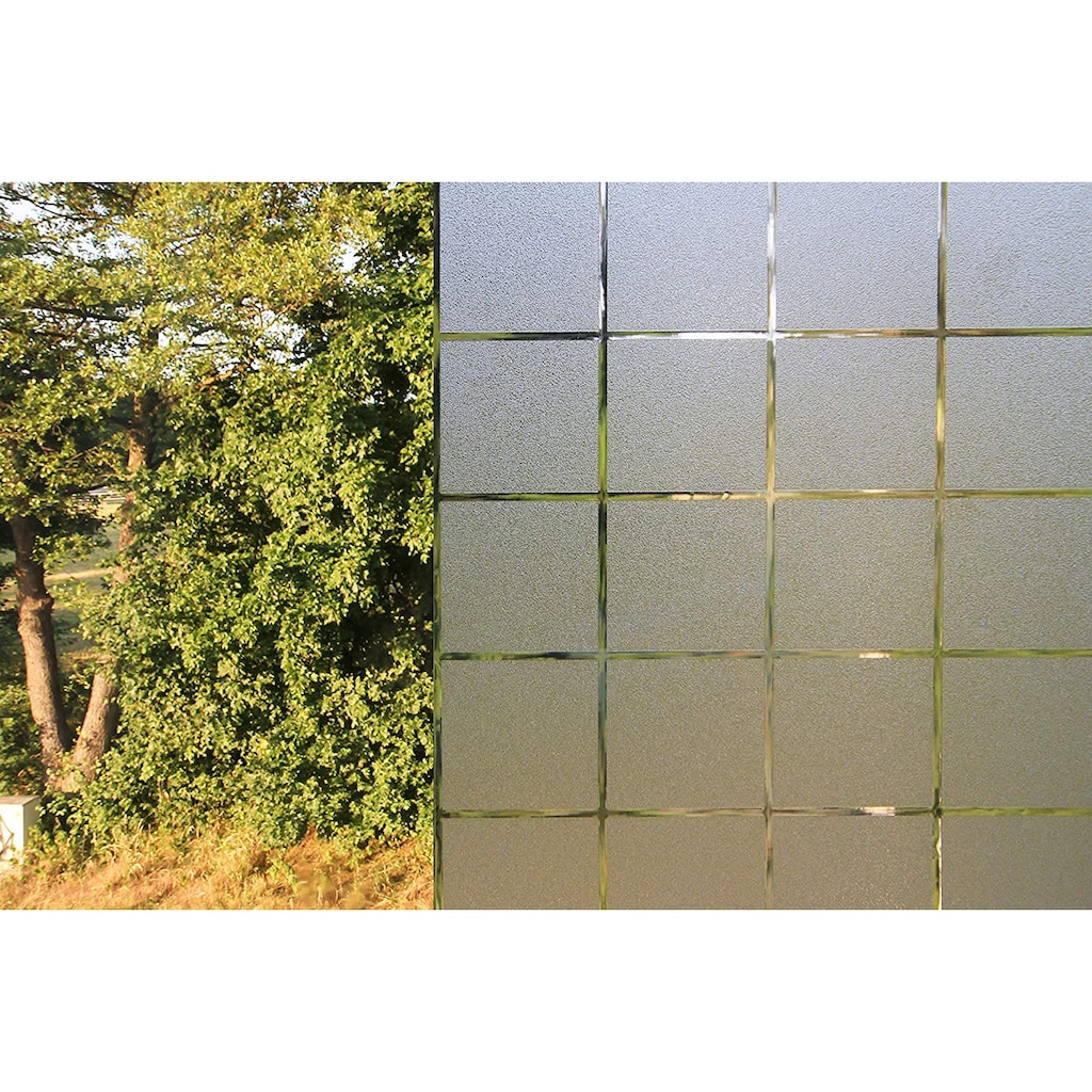 mydeco Fensterfolie »Square«