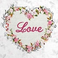 TRAUMSCHLAF Jugendbettwäsche »Love«, die Bettwäsche für Verliebte