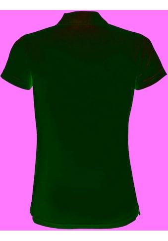 SOLS Poloshirt »Damen Performer Pique Polo-Shirt, Kurzarm« kaufen