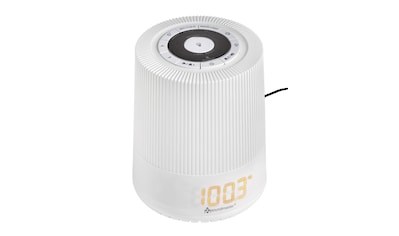 LED-Uhrenradio mit farbigem Nachtlicht kaufen