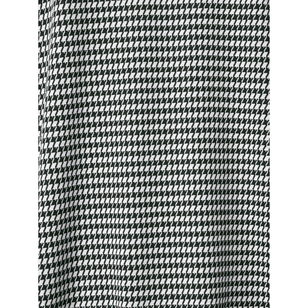 Angel of Style by HAPPYsize Klassische Bluse, mit grafischem Muster