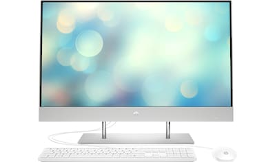 HP »Pavilion 27 - dp0204ng« All - in - One PC (Intel, Core i7, Iris Plus Graphics, Luftkühlung) kaufen