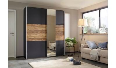 rauch BLUE Schwebetürenschrank »Kuta«, mit asymmetrischem Spiegelelement kaufen