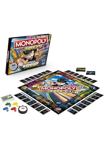 "Hasbro Spiel, ""Monopoly Speed"" kaufen"