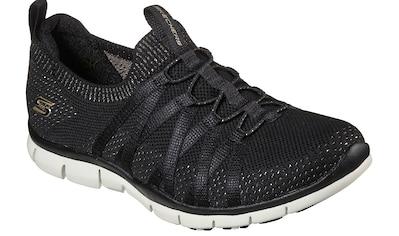 Skechers Slip-On Sneaker, in veganer Verarbeitung kaufen