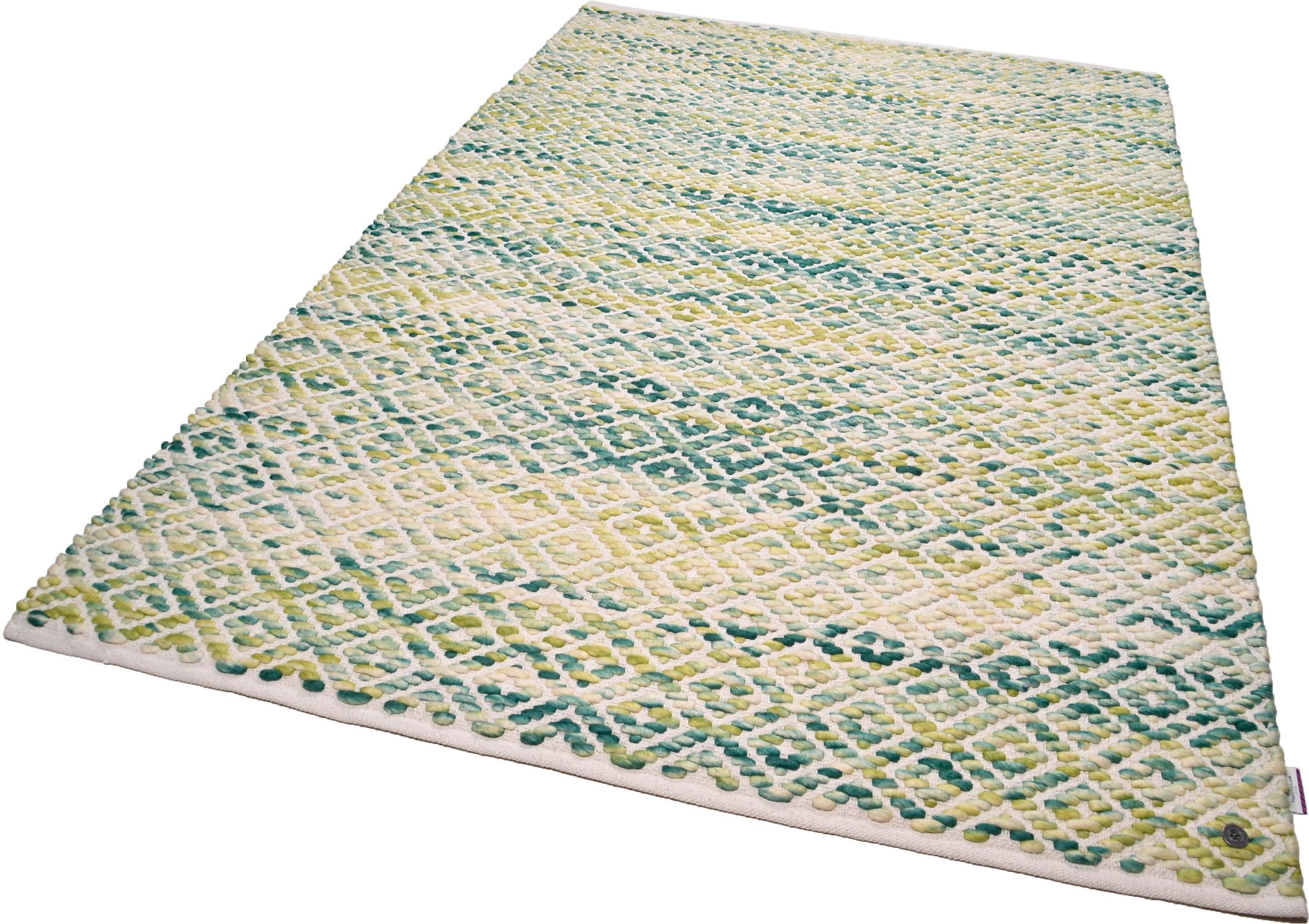 Teppich Diamond TOM TAILOR rechteckig Höhe 8 mm