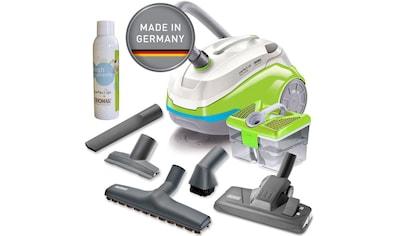 Thomas Wasserfiltersauger »mit Wasserfilter perfect air feel fresh x3«, 1700 W, beutellos, grün/grau kaufen