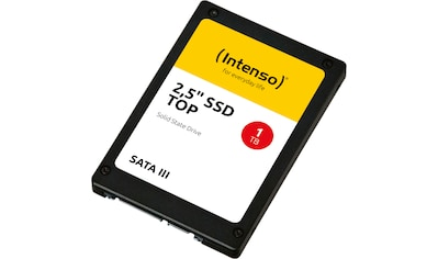 "Intenso »2,5"" SSD Top« SSD 2,5 '' kaufen"