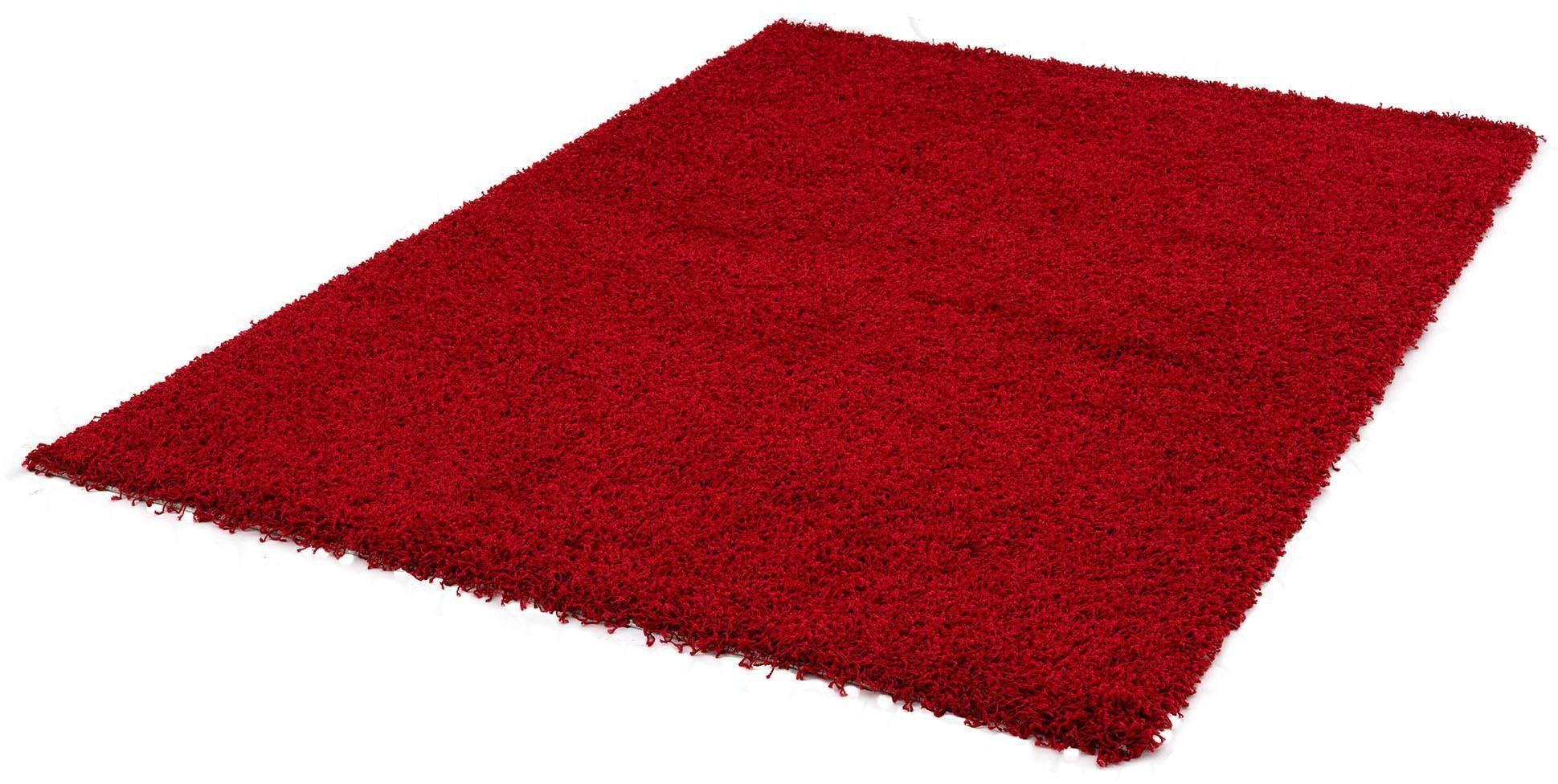 Hochflor-Teppich LOCA Sanat Teppiche rechteckig Höhe 50 mm