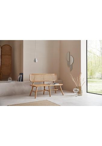 LeGer Home by Lena Gercke Sitzbank »Madita«, Mit Wiener Geflecht Einsätzen kaufen