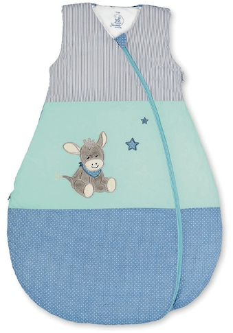 Sterntaler® Babyschlafsack »Funktion Emmi«, (1 tlg.), 2 Wege-Reißverschluss, wattiert,... kaufen