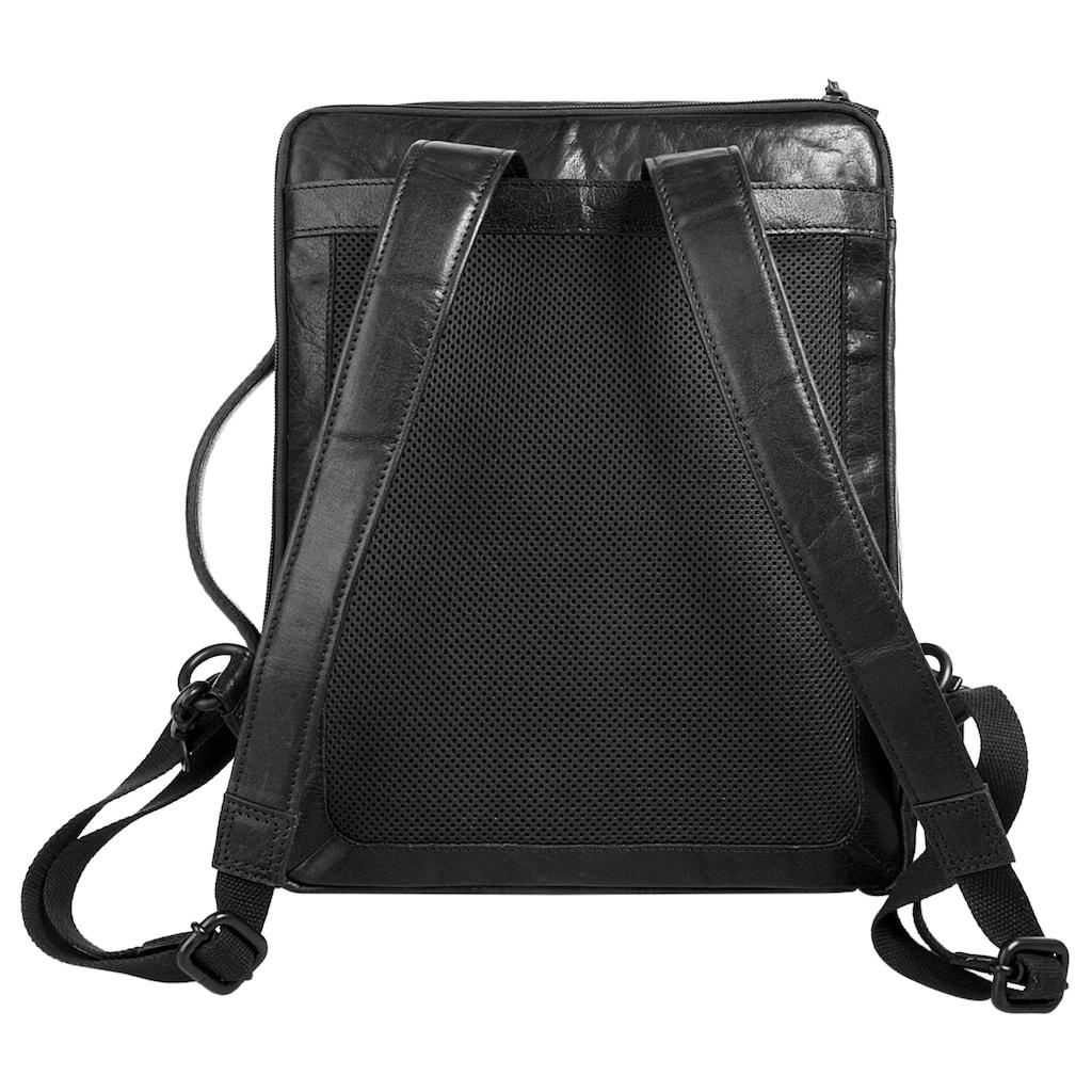 Spikes & Sparrow Laptoprucksack »BACKPACK / BUSINESS BAG«