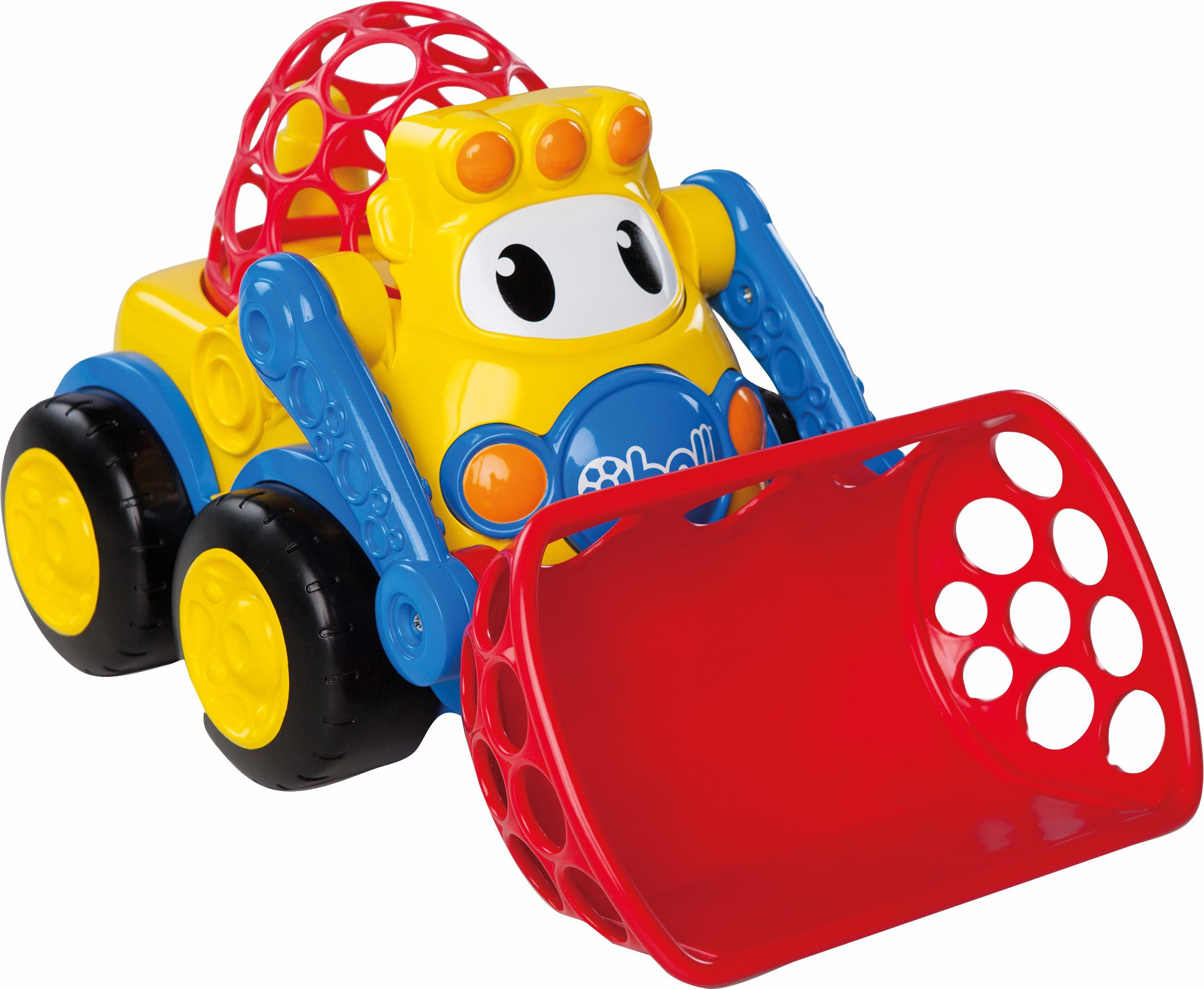 Oball Spielzeug Radlader, »Go Grippers? Loader«