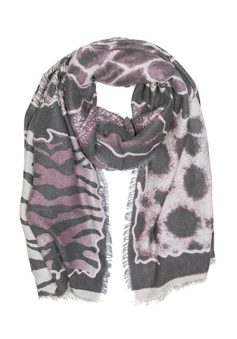 CASSANDRA Schal »Jungle«, mit verspieltem Animalprint kaufen