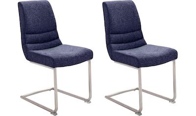 MCA furniture Freischwinger »MONTERA«, 2er-Set, Stuhl belastbar bis 140 Kg kaufen