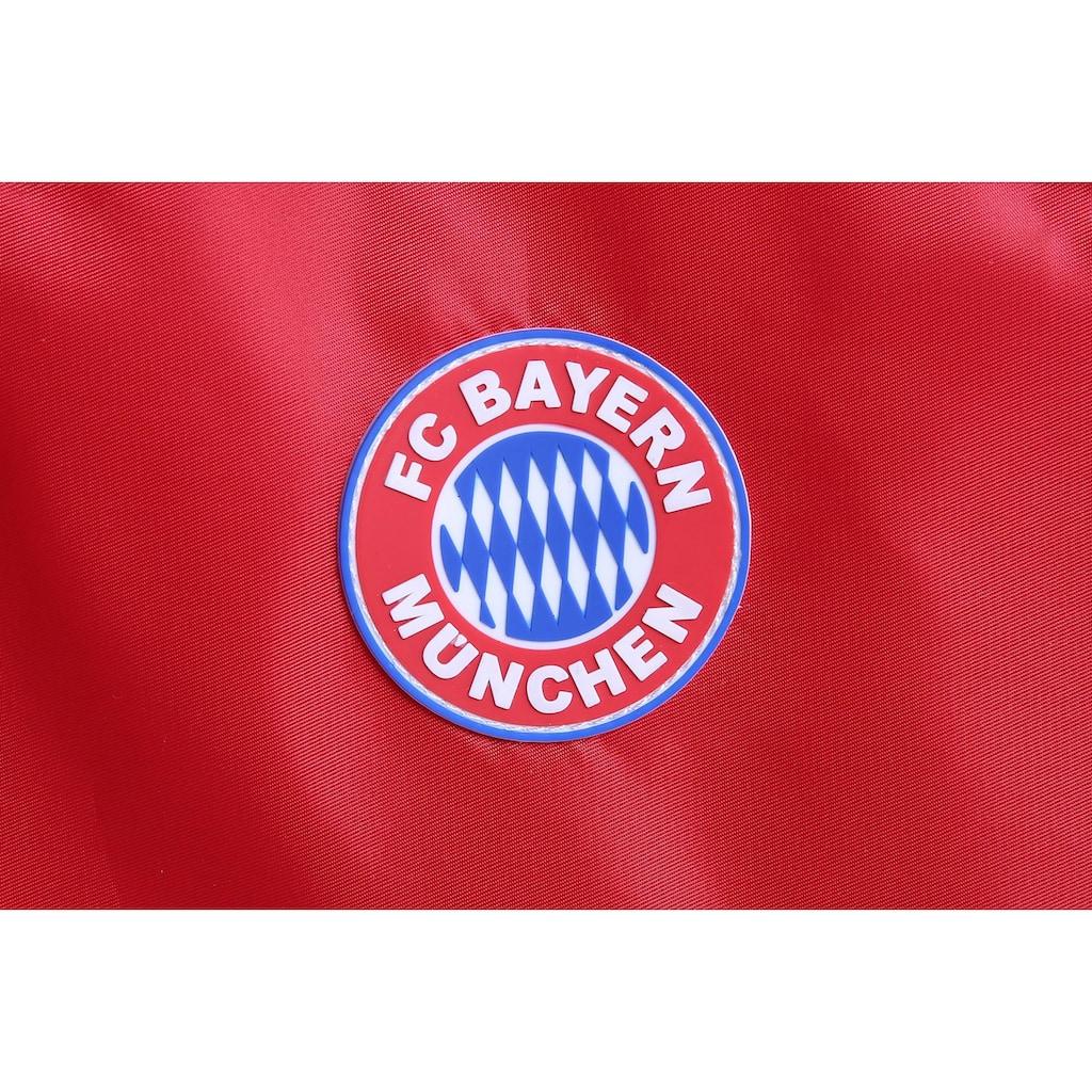 meinTrolley Strandtasche »Bundesliga, FC Bayern München«