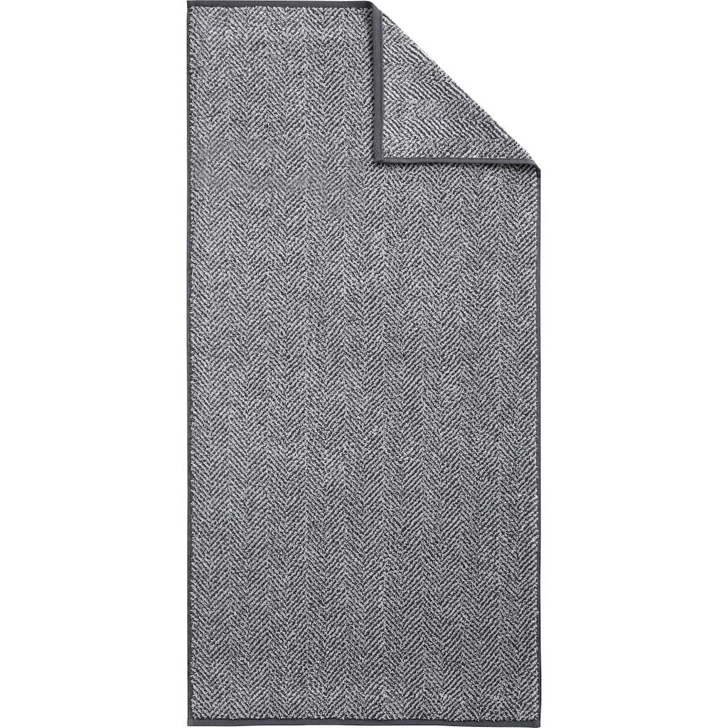 Dyckhoff Handtuch Set »Golden Shades Herringbone«, mit Fischgrät-Muster