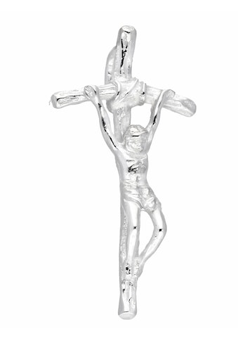 Adelia´s Kettenanhänger »925 Silber Kreuz Anhänger Korpus« kaufen