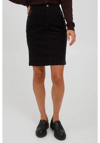 fransa Cordrock »FRCACORD 2 Skirt 20609795«, Trendiger Rock aus Cord kaufen
