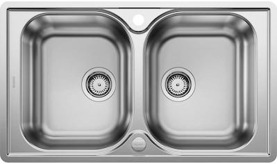 BLANCO Küchenspüle »LANTOS 8 - IF«, benötigte Unterschrankbreite: 80 cm kaufen
