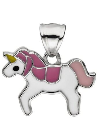 JOBO Kettenanhänger »Einhorn«, 925 Silber kaufen