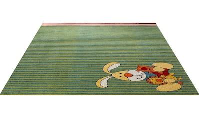 Kinderteppich, »Semmel Bunny«, Sigikid, rechteckig, Höhe 13 mm, maschinell gewebt kaufen