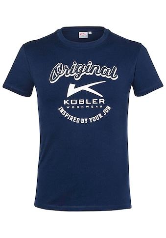 Kübler T-Shirt »Print« kaufen