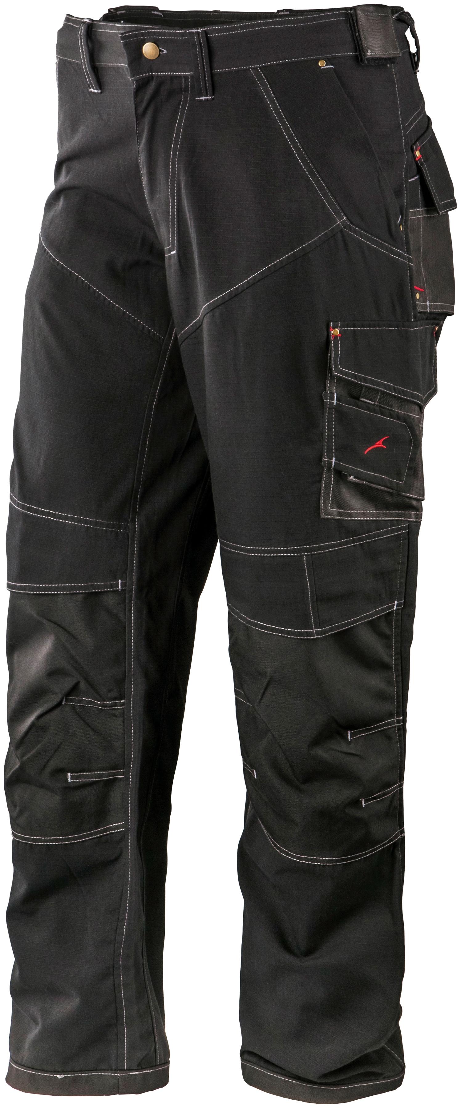 Albatros Arbeitshose Freestyle SR, mit Handytasche schwarz Arbeitshosen Arbeits- Berufsbekleidung