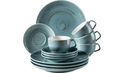 Home affaire Kaffeeservice (12 - tlg.), Porzellan kaufen