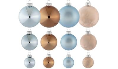 """Thüringer Glasdesign Weihnachtsbaumkugel """"Sky"""" kaufen"""