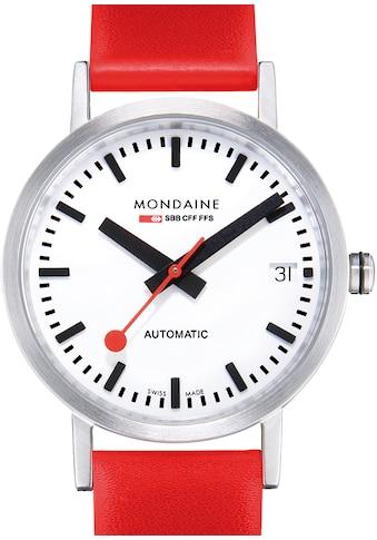 MONDAINE Automatikuhr »Classic Automatic, A128.30008.16SBC« kaufen