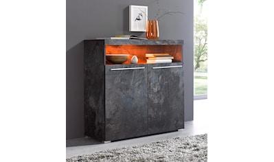 TRENDMANUFAKTUR Kommode »India«, Breite 91 cm kaufen