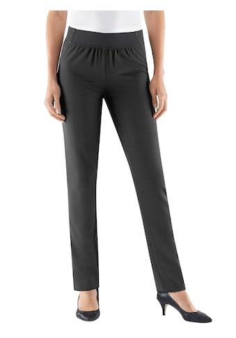 Classic Basics Hose mit Gummizug vorne und hinten kaufen