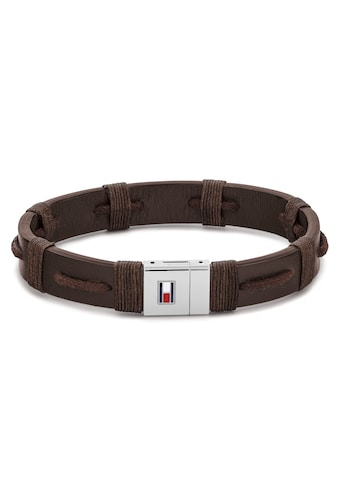 TOMMY HILFIGER Armband »CASUAL, 2790238S, 2790238L«, mit Emaille kaufen