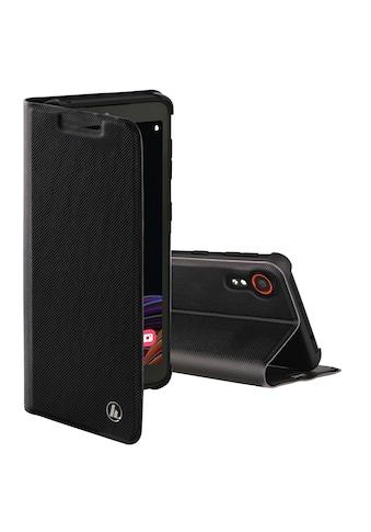Hama Smartphone-Hülle »Smartphone Booklet, Hülle sw.«, für Samsung Galaxy XCover 5 kaufen