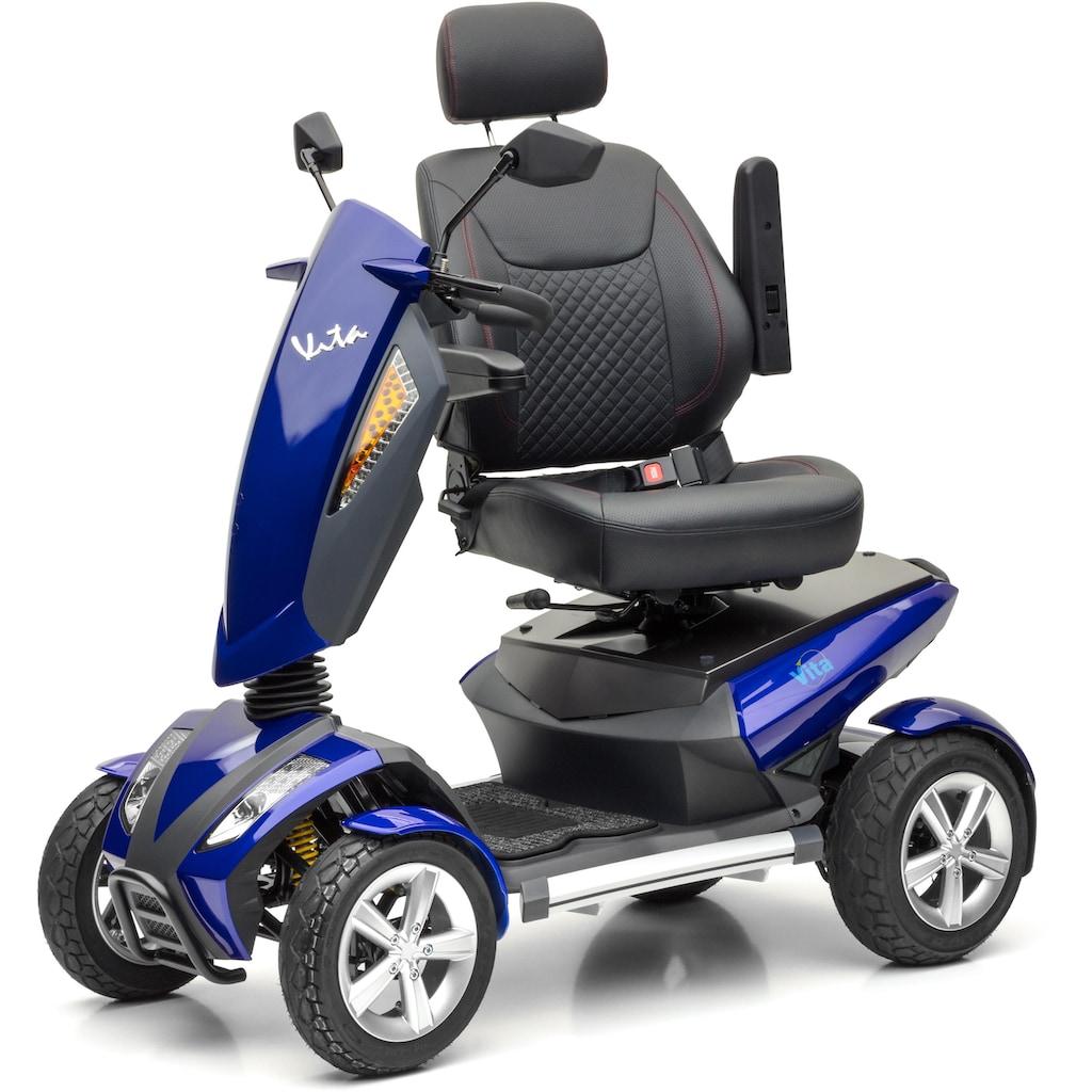 Nova Motors Elektromobil »Vita«, 10 km/h