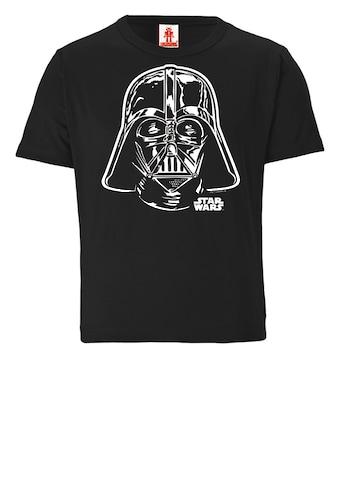 LOGOSHIRT T - Shirt mit Darth Vader - Print »Darth Vader  -  Portrait« kaufen