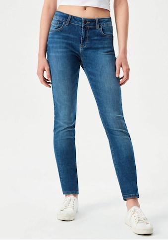 LTB Skinny-fit-Jeans »ASPEN Y«, mit extra schmalem Bein und normaler Leibhöhe im... kaufen