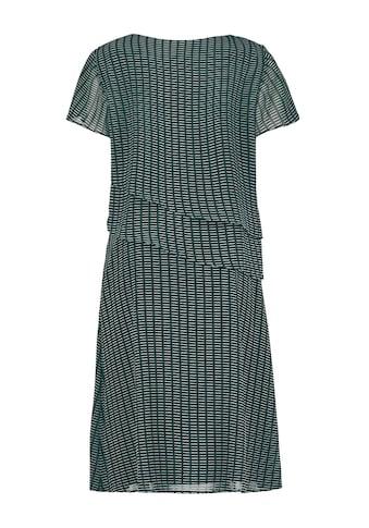 GERRY WEBER Druckkleid »Kleid mit Volants« kaufen