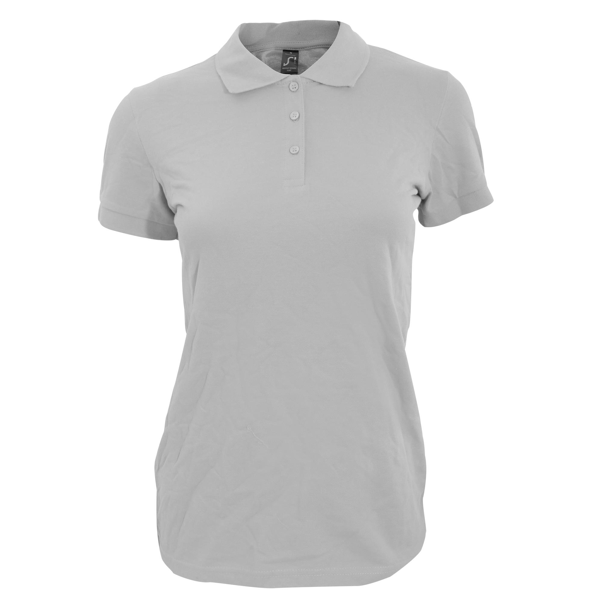 sols -  Poloshirt Perfect Damen Polo-Shirt Kurzarm