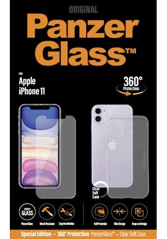 PanzerGlass Schutzglas »360 Grad Protection für Apple iPhone 11« kaufen