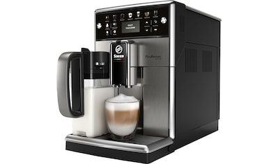 Saeco Kaffeevollautomat SM5573/10 PicoBaristo Deluxe , integriertes Milchsystem, edelstahl, 1,8l Tank kaufen