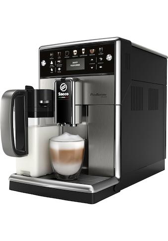 Saeco Kaffeevollautomat »SM5573/10 PicoBaristo Deluxe«, integriertes Milchsystem,... kaufen