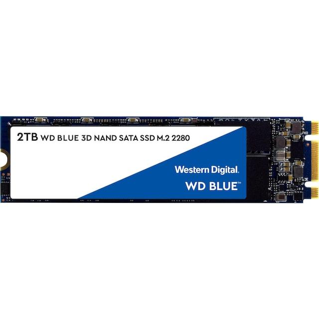 Western Digital »WD Blue 3D NAND SATA SSD« SSD
