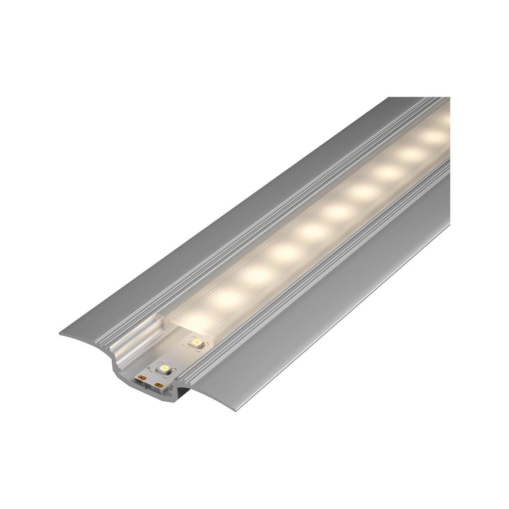 Paulmann LED-Streifen »Step Profil mit Diffusor 100cm Alu eloxiert«